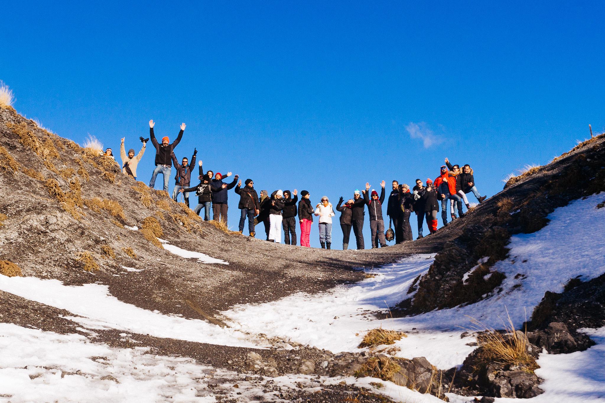Dirigo Viaggi AvventuraTeam Building Offroad Avventura Trekking