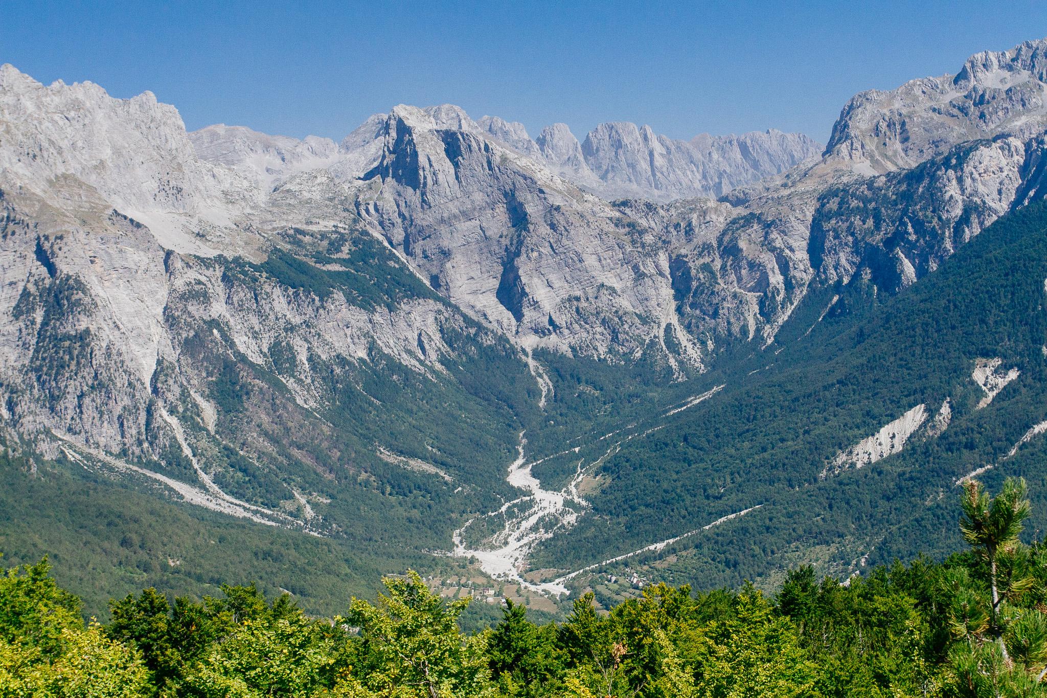 Dirigo Expedition Offroad, Theth Valley, Albania