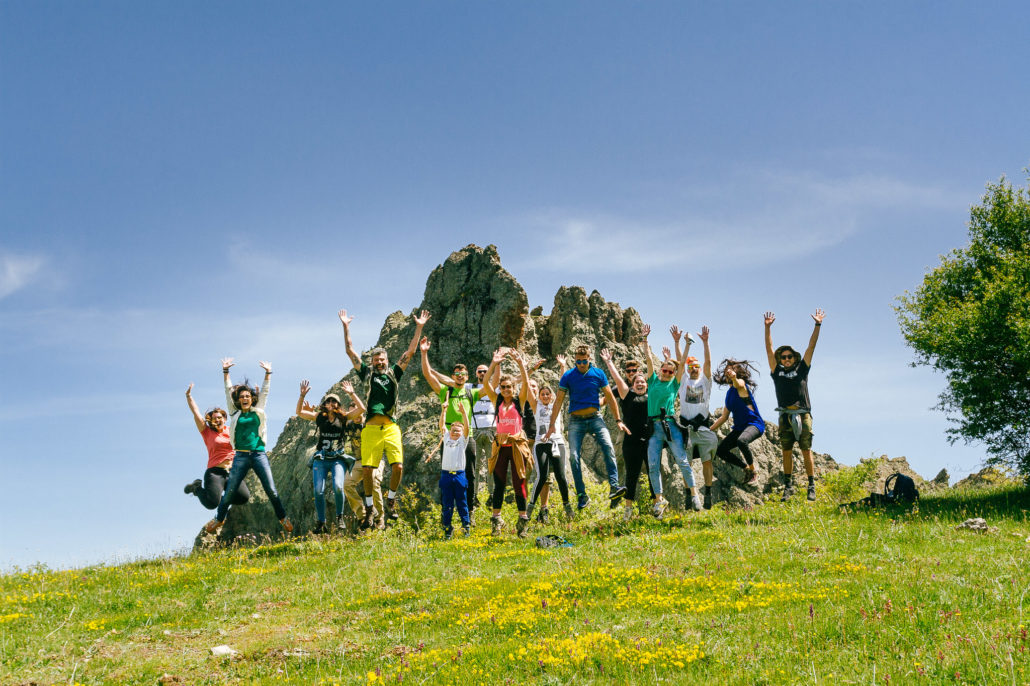 Dirigo Viaggi Avventura Timpa di Pietrasasso, Pollino National Park