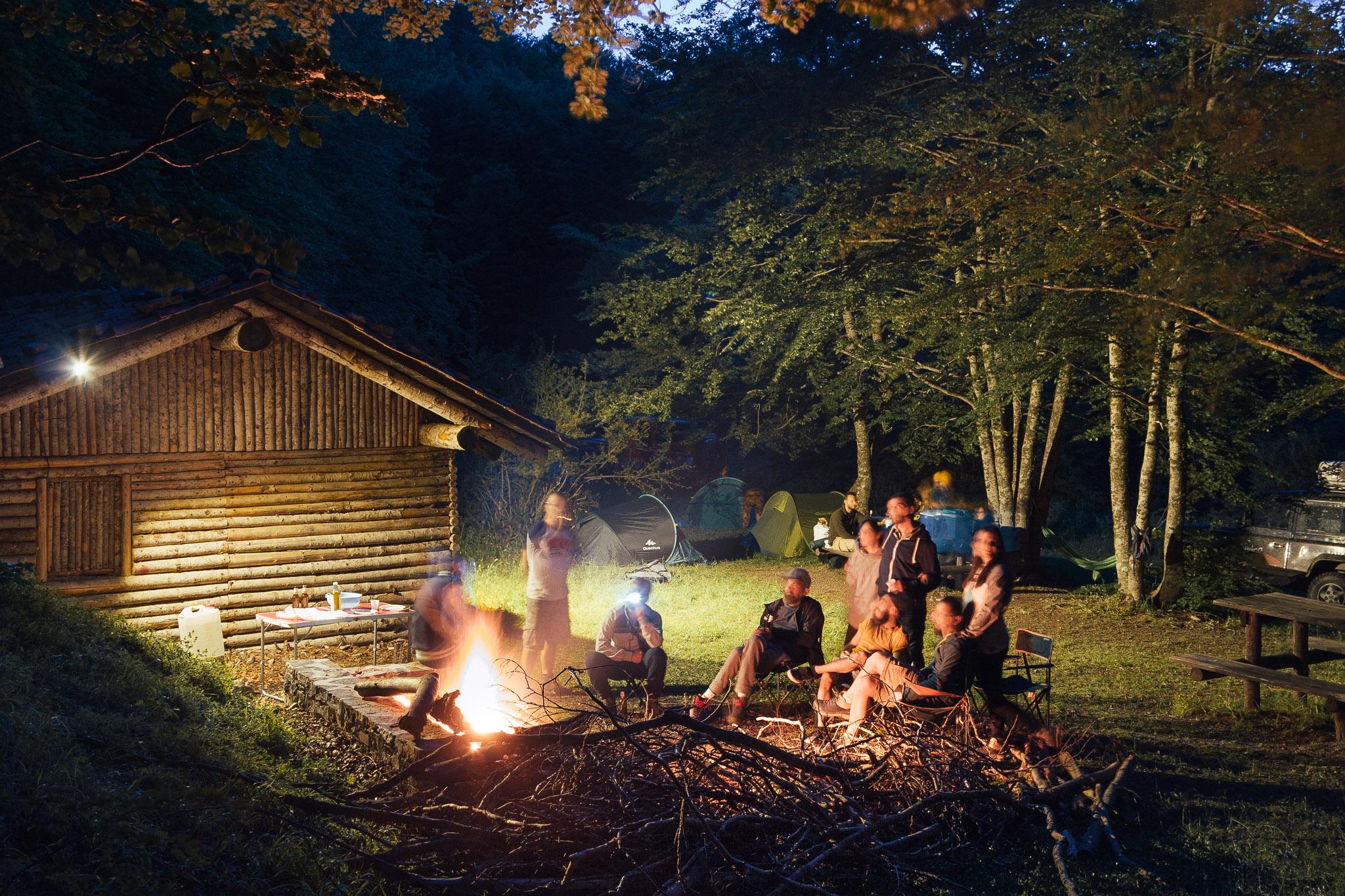 Camp Dirigo - Avventure in campeggio, trekking e off-road