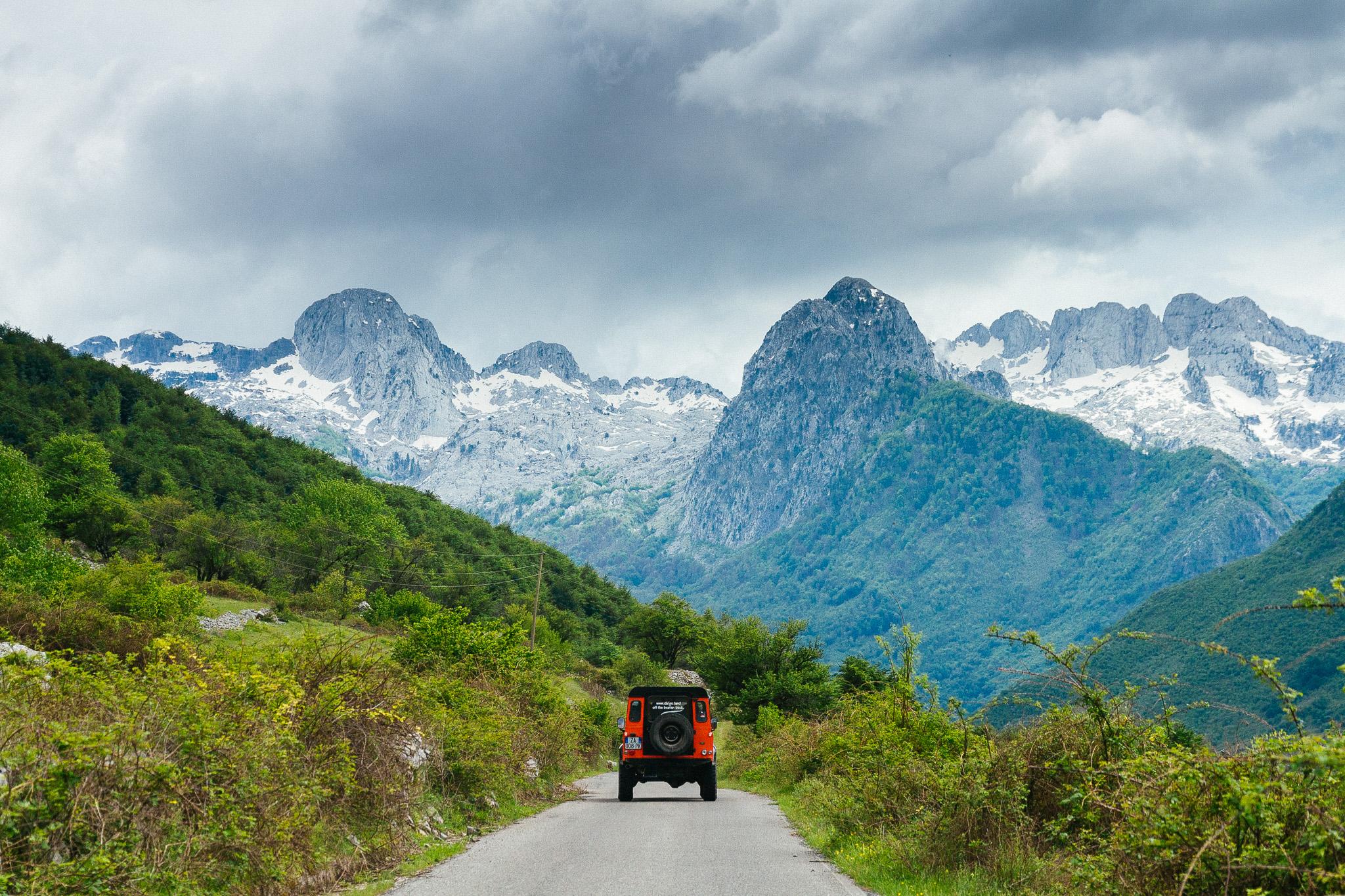 Dirigo Viaggi Avventura Expedition Offroad, Albania