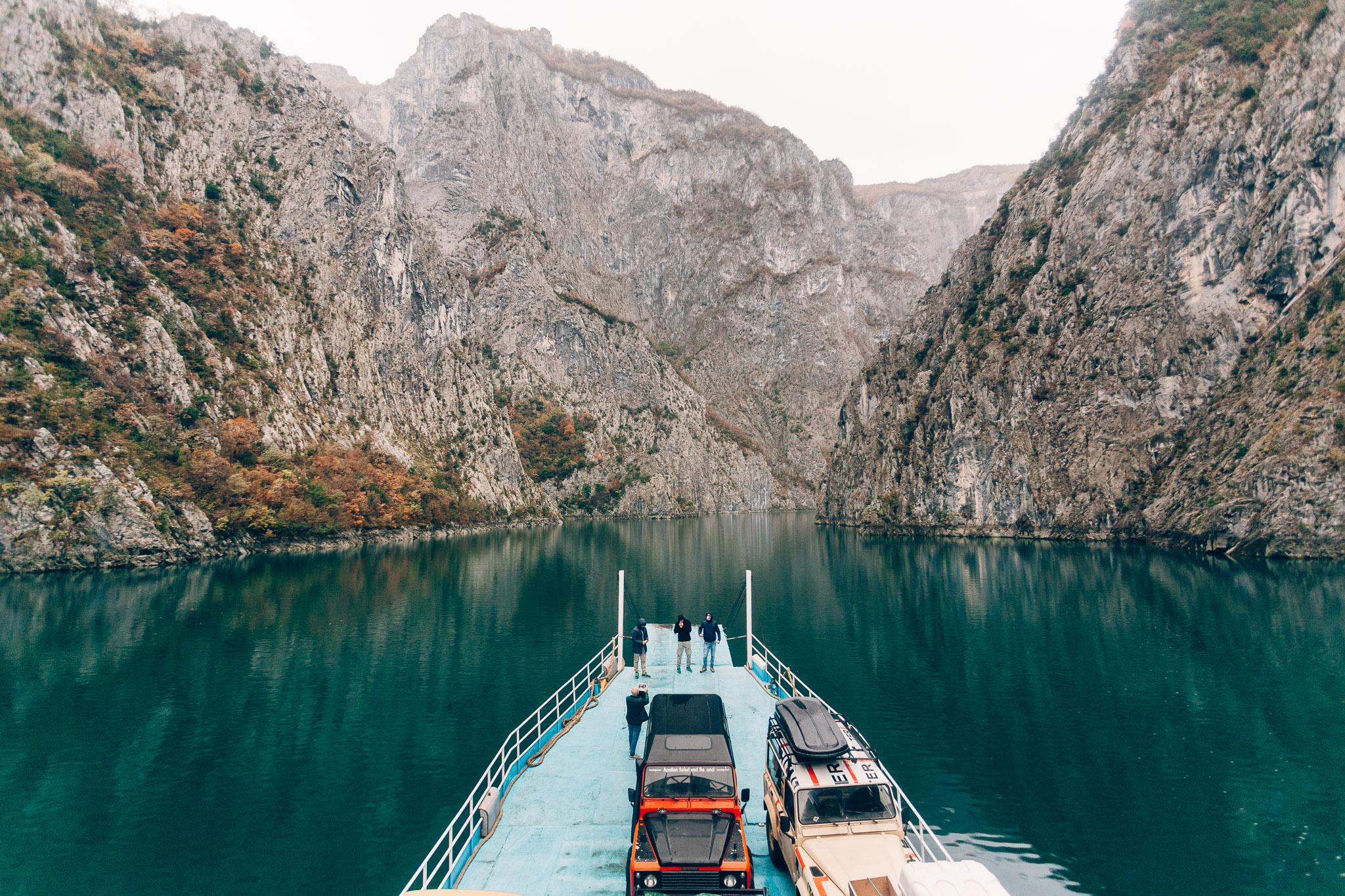 Dirigo Expedition Offroad, Lago di Koman, Valbona, Albania