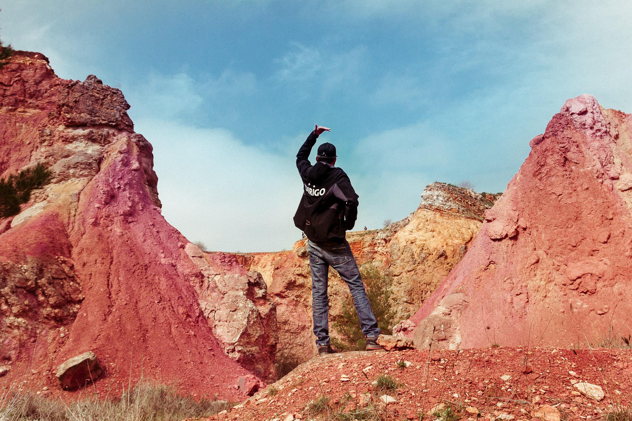 Dirigo Offroad Tour - Cave di Bauxite, Spinazzola