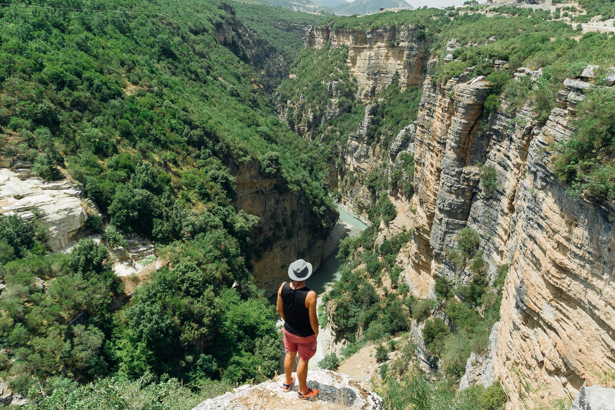 Dirigo Expedition Offroad, Osumi Canyon, Albania