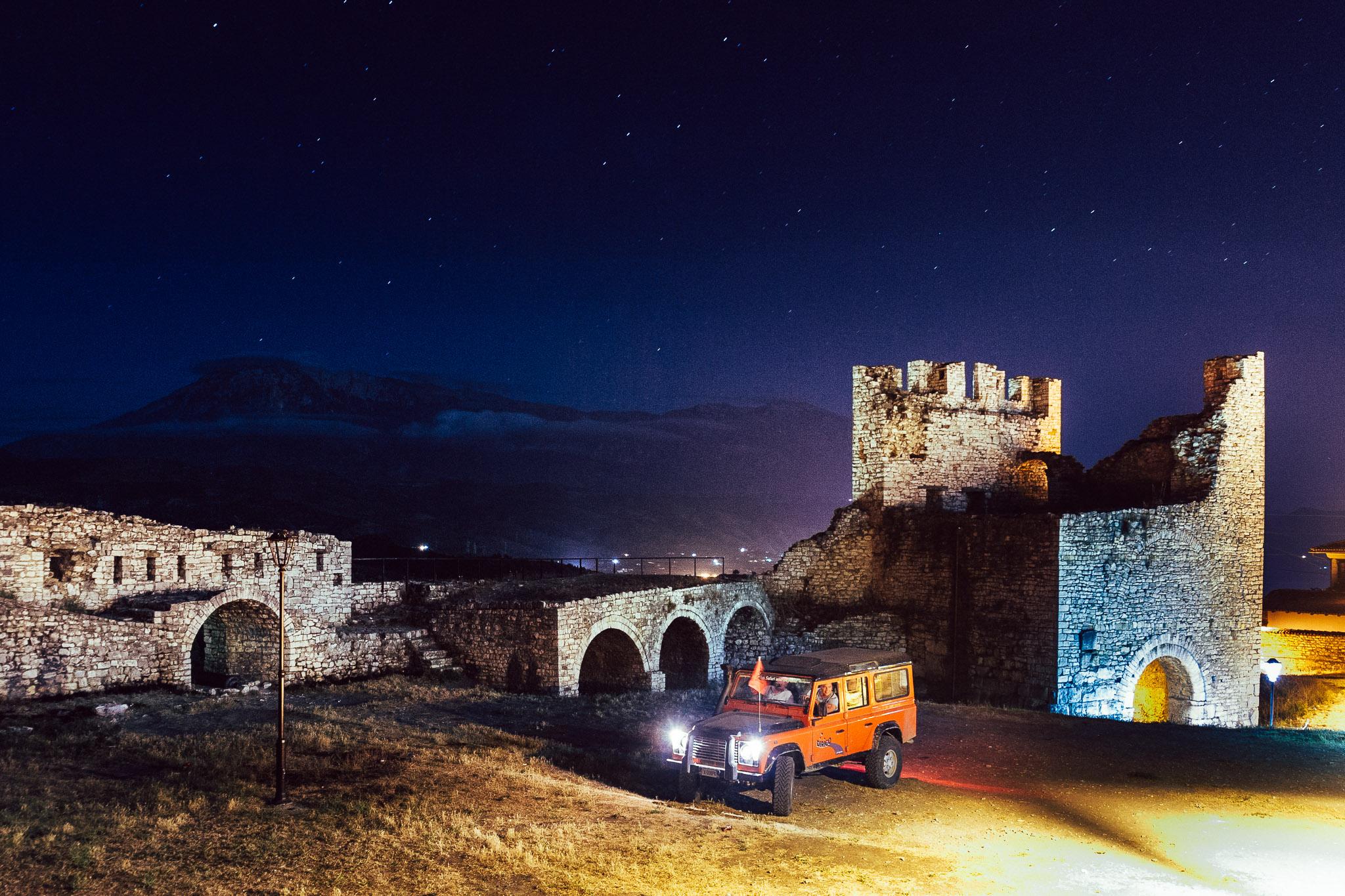 Dirigo Expedition Offroad, Berat, Albania