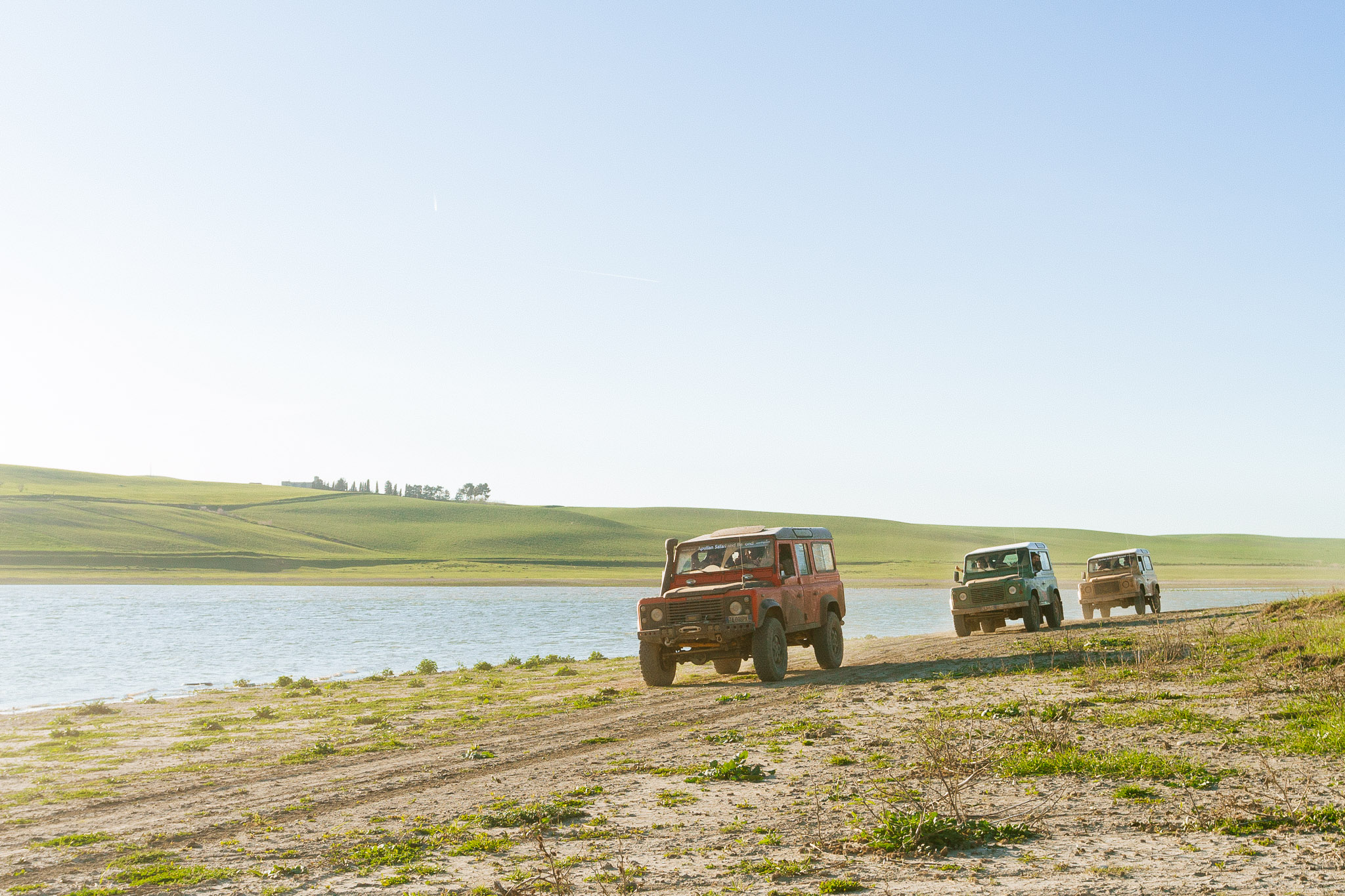 Dirigo Apulian Safari - Lago di Serra del Corvo