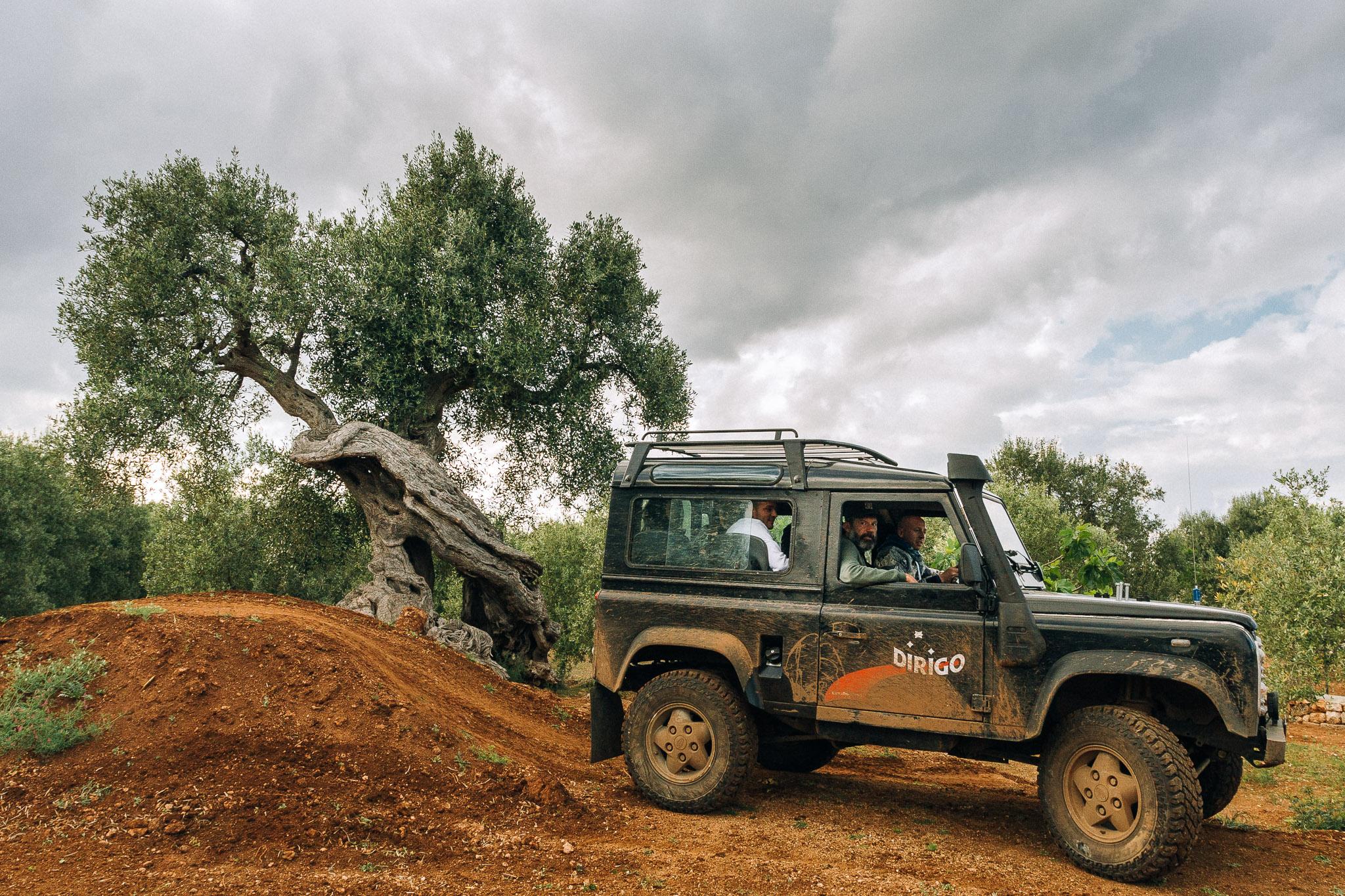 Dirigo Defender 90 Apulian Safari