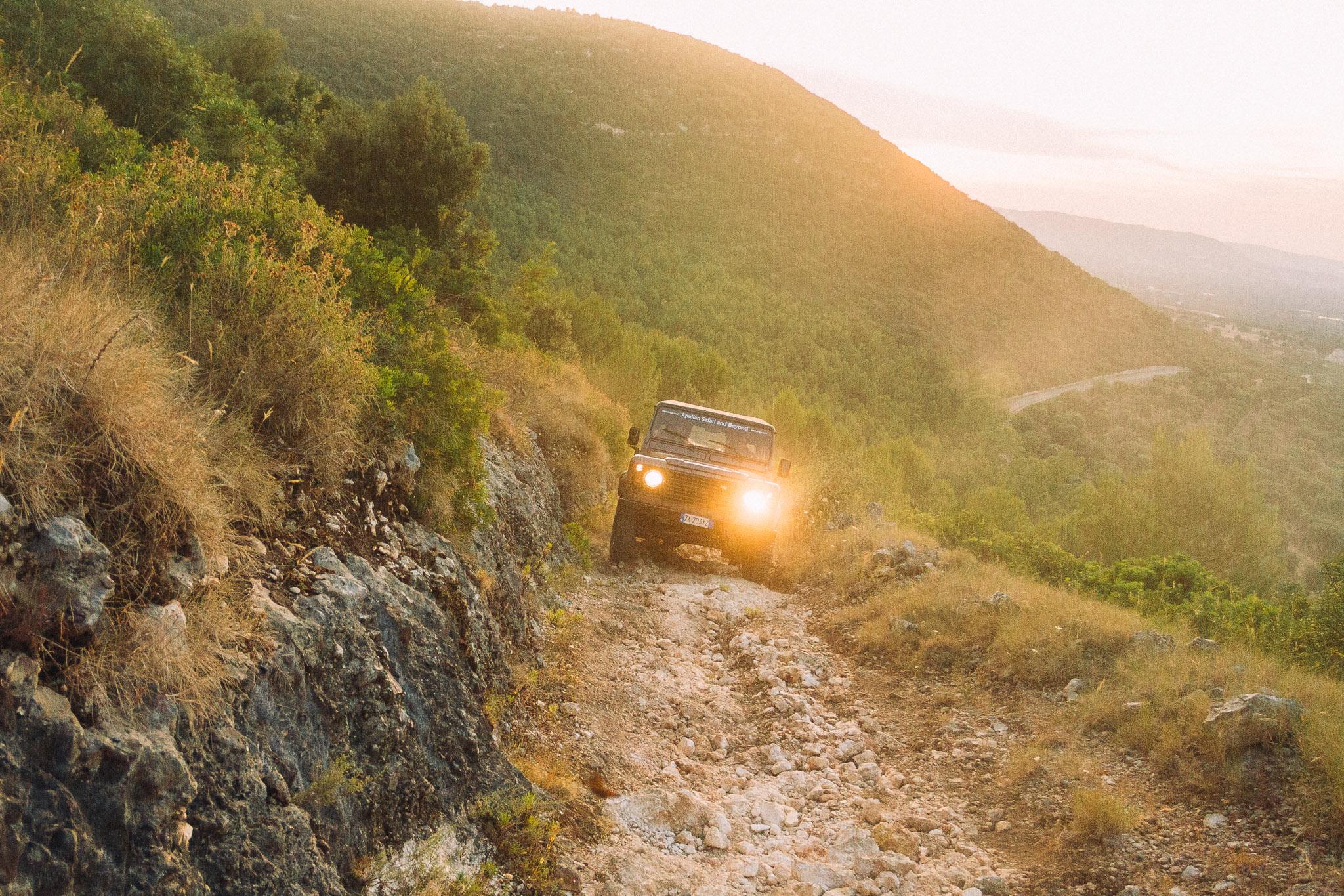 Dirigo Apulian Safari Offroad